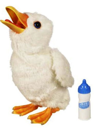 Fur Real Friends Collectible White Duckling by Hasbro (Image #2)