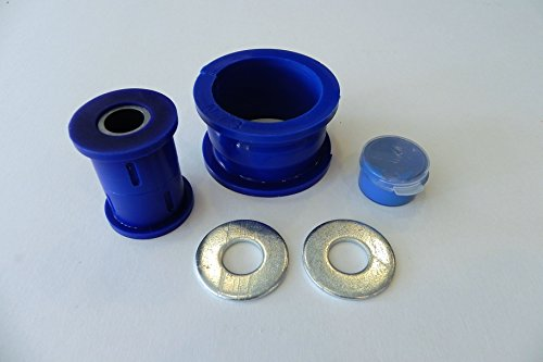 Compatible with Nissan Maxima Altima Quest Murano Steering Rack and Pinion Bushing Set 2004-2008 -