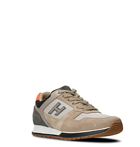 Hogan Lord Hxm3210y861i7j786x Sneakers In Pelle Beige