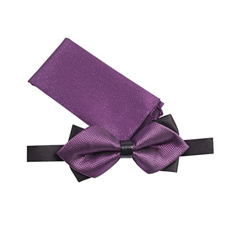 Gift 07 Mens Tie Style Set Hanky Tip Fashion Handkerchief Bow Diamond xqBwnq0rv7