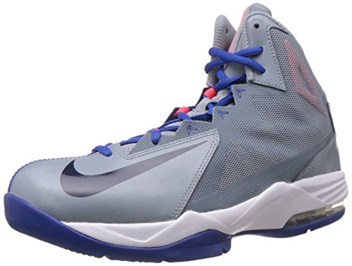 Nike Mens Air Max Stutter Step 2 Basketball Shoe Dv Grey/ Obsdn-gm Ryl-brghtcrms GgrP50zKE