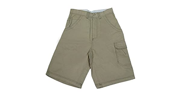 efe619a878 Amazon.com: Mens Ocean Pacific OP cargo style beige casual shorts (Size:  28): Clothing