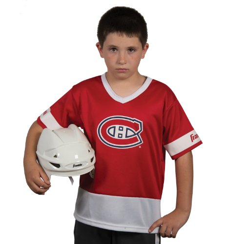 Franklin Sports NHL Montreal Canadiens Youth Team Set