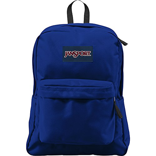 JanSport SuperBreak Backpack (Regal Blue)