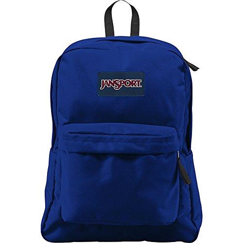 JanSport SuperBreak Backpack (Regal Blue)