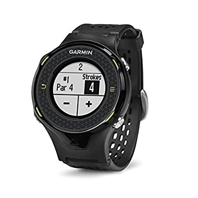Garmin Approach S4 GPS Golf Watch - Black (Certified Refurbished)