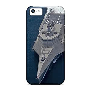 Jeffrehing Design High Quality Lcs Cover Case With Excellent Style For Iphone 5c