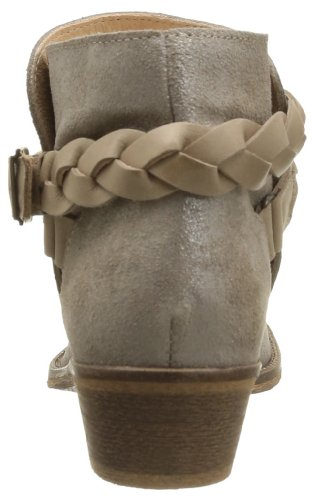 Jonak 225-2321Crla E3 - Botas de cuero mujer Beige - Beige (Taupe)