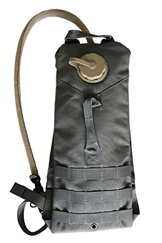 The Specialty Group Military Molle Hiking Tactical Hydration Carrier Backpack Pack & 100 oz 3 Liter Water Bladder ()
