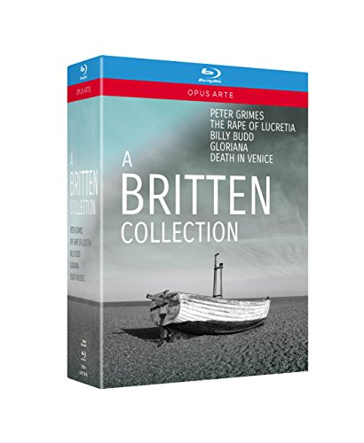 Britten Collection (Boxed Set, 5PC)