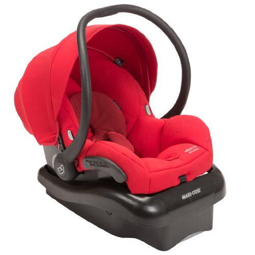 Maxi Cosi Car Seat Adapters (Maxi-Cosi Mico AP Infant Car Seat - Red)