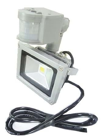ac led flood light wiring flood light wiring diagram for boat lw 12v ac/dc 10w pir motion sensor led flood light cold ... #6