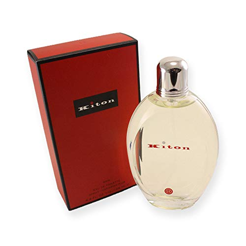 Kiton By Kiton For Men. Eau De Toilette Spray 4.2 Ounces