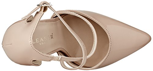 Pleaser SEXY-26 Nude Pat Size UK 2 EU 35