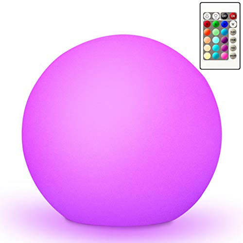 Colour Changing Led Ball Light