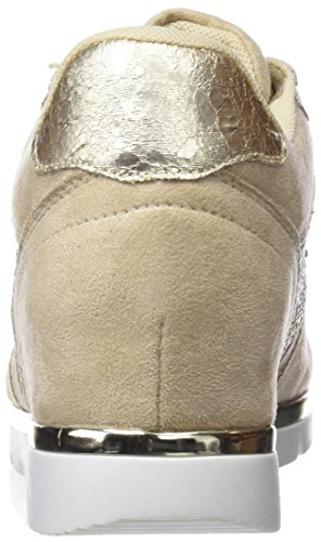 Femme Chaussons Montants Xti gold Or 47584 fwqx5qtH6