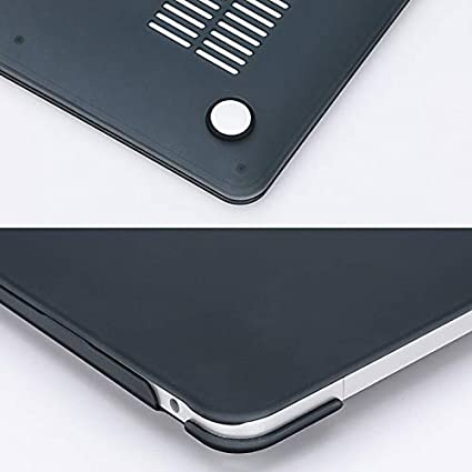 Color : Black Notebook Office bag For Huawei MateBook 13 inch Shockproof Frosted Laptop Protective Case Black