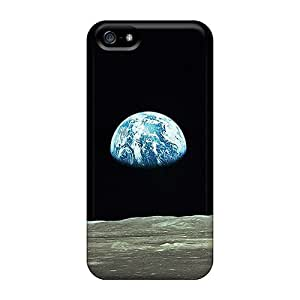Flexible Tpu Back Case Cover For Iphone 6 plus - Earthrise