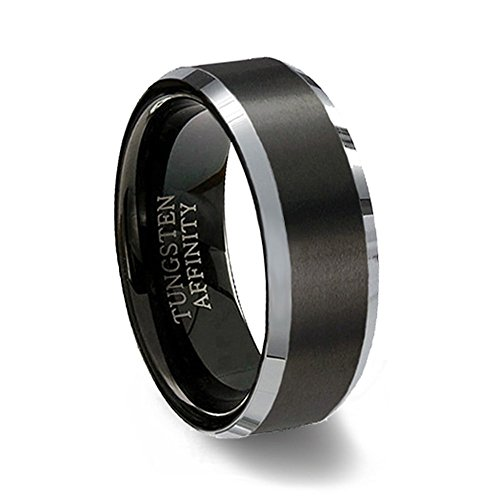 brushed-finish-black-tungsten-ring-polished-finish-bevels-9mm-width-size-15