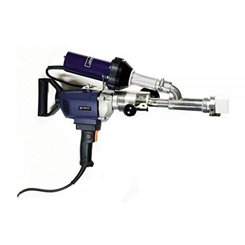 Weldy AC220V Handheld Plastic Extrusion Welding Machine Extruder Welder Gun Booster EX2 (Electronic Welding Machine compare prices)