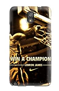 gloria crystal's Shop Hot slam dunk nba basketball lebron james championship miami heat NBA Sports & Colleges colorful Note 3 cases