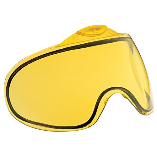 Dye Lens Proto Switch Lunettes de protection paintball Jaune