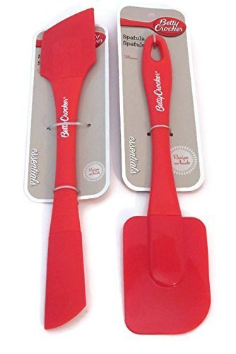 betty-crocker-red-silicone-spatula-and-double-sided-silicone-spatula-and-scraper-set-of-2-silicone-s