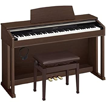 casio ap420 celviano digital piano with bench musical instruments. Black Bedroom Furniture Sets. Home Design Ideas