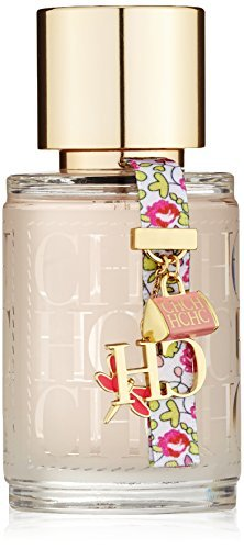 Carolina Herrera CH L'eau Eau Fraiche Spray for Women, 1.7 Ounce (Pack of 5)