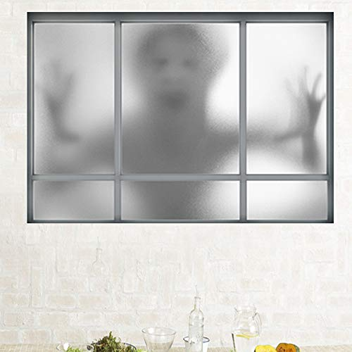 3D Fake Window Halloween Decoration View Scary Bloody Broken Ghost Sticker Home Halloween Party DIY Gift Decoration