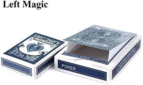 KEHUITONG Caso inagotable de Cartas Trucos de Cartas Mágicas ...