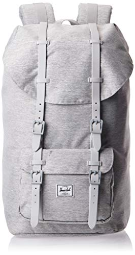 Herschel Little America Laptop Backpack, Light Grey