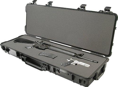 Pelican 1720 Rifle Case With Foam (Shaped Pistol Case)