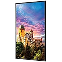 NEC Monitor 84 LED-Backlit Ultra High Definition Professional-Grade Large Screen Monitor - 84 LCD - 3840 x 2160 - Edge LED - 500 Nit - 2160p - HDMI - USB - DVI - (Certified Refurbished)