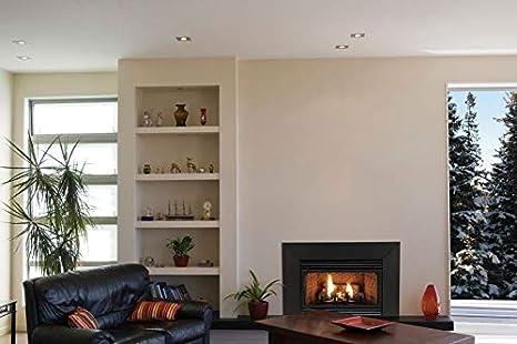 vent-free termostato 20000 BTU chimenea Insertar - Gas ...