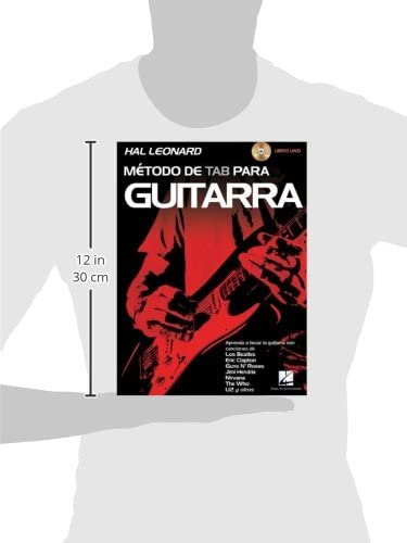Hal Leonard Metodo de Tab Para Guitarra: Book 1: Hal Leonard ...