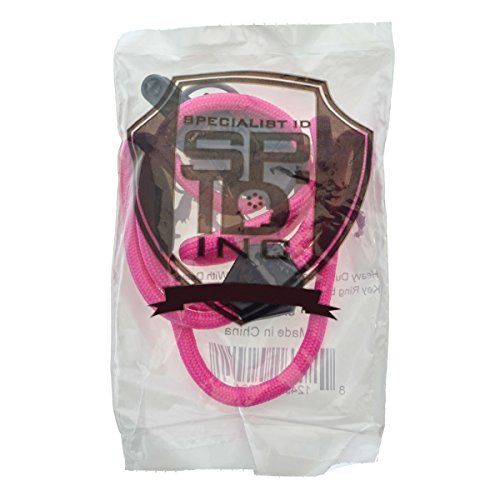 Heavy Duty Breakaway Lanyard With Detachable Key Ring by Specialist ID, Sold Individually (Pink) Photo #3