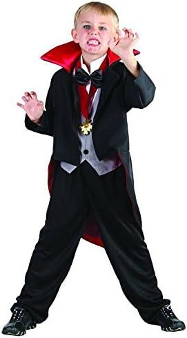 Disfraz vampiro niño - 10-12 años: Amazon.es: Juguetes y juegos