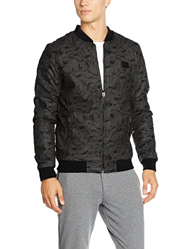 Uomo Mens Gallium Nero Born Rich Giacca Jacket black 5XwtxBHxq