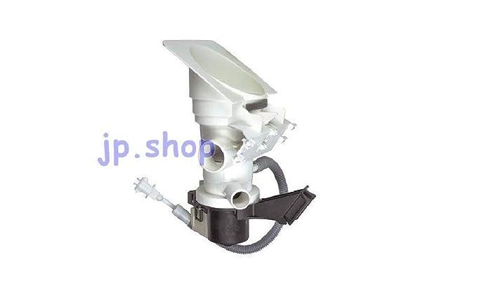 Whirlpool IGNIS IKEA 481231018458 - Bomba de desagüe original para ...