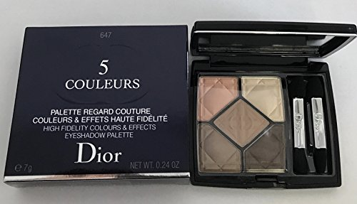 Dior 5 Colours high fidelity colours & effects eyeshadow pal