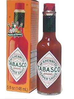 Used, Tabasco Brand Pepper Sauce - Original Red 5oz. Pack for sale  Delivered anywhere in USA
