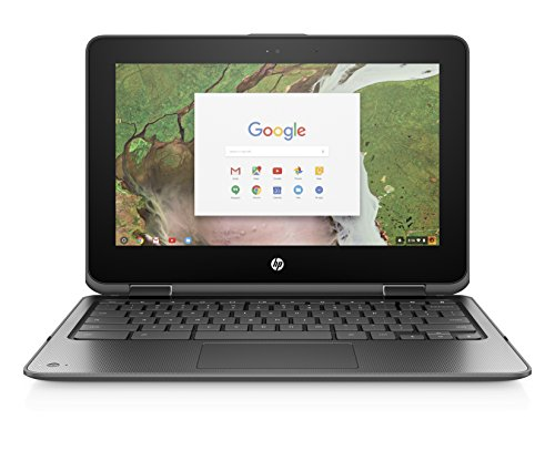HP 11-ae010nr Chromebook 4GB RAM, 16GB eMMC with Chrome OS