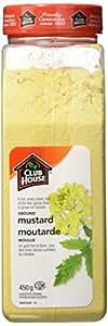 Club House Mustard Ground, 450 Gram