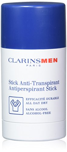 Clarins Men Antiperspirant Deodorant Stick - 2.5 Fluid Ounces