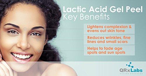 Lactic Acid 50 Gel Peel With Kojic Acid And Bearberry Licorice