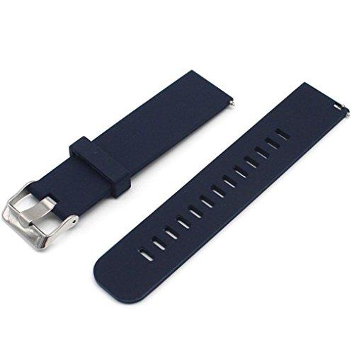 JANLYBracelet à bracelet en silicone pour bracelet en silicone pour Huami Amazfit