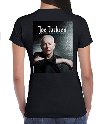 Monyong Joe Jackson Tour 2019 9 Women's Tee Shirt Black