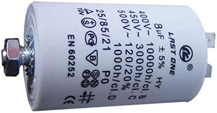 Divers Marques – Condensador 8µF 450 V Last One – cap514un: Amazon ...