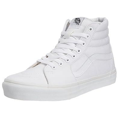Sk8 Hi Vans White